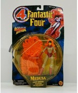 Toy Biz Fantastic Four Medusa Action Figure - $9.50