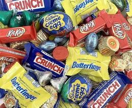 Hershey's Candy Cadbury, Hershey's Kisses, Reese's KitKat, Butterfingers... - $27.15