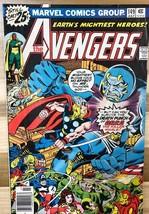 AVENGERS #149 (1976) Marvel Comics VG+ - $9.89