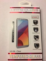 ZNITRO Tempered Glass Screen Protector For LG G6, Clear - $16.82