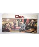Vtg Parker Brothers 1972 Clue Detective Board Game Complete - $37.23