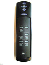 Ir Remote Control Cd open-close Shuffle Tape Tuner Volume Ge Rca RP9100 RP9115 - $14.81