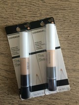2 x Covergirl Vitalist Healthy Concealer #790 Medium New Carded Lot of 2 - $11.75