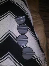 4 OEM Whirlpool W10836470 W10676213 W10594479 PS11727873  AP5988682 Knob silver - $38.61