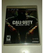 Call of Duty: Black Ops (Sony Playstation 3, 2010) Complete Video Game - $9.46