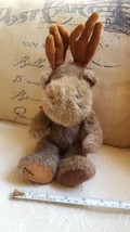 """Vtg The Boyds Collection LTD Bears Magillacuddy Moose 13"""" Jointed Plush 1993  - $13.09"""