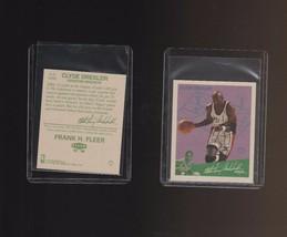 1997-98 Fleer Goudey Greats #2GG Clyde Drexler Houston Rockets - $1.00