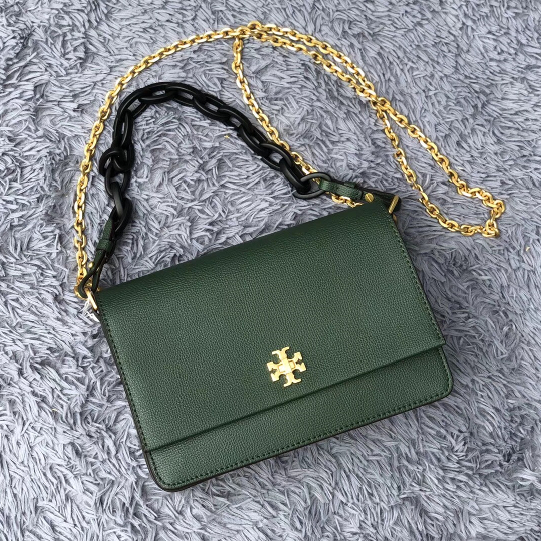 f3a2378e1f8eb Img 3849. Img 3849. Tory Burch Kira Double Strap Leather Shoulder Bag. Tory  Burch Kira Double Strap Leather ...