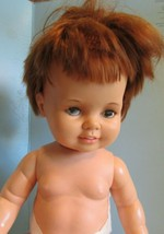 Ideal Vintage Large Baby Crissy Chrissy Doll Grow Hair 1972-1973  - $64.35