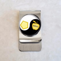 Sacred Chao Discordianism Stainless Steel Money Clip - $20.00