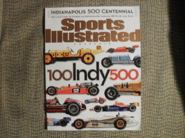 2011 Indianapolis 500 Official Program and Sports Illustrated Centennial... - $11.57