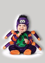 Incharacter Itsy Bitsy Spider Insect Animal Infant Baby Halloween Costume 16010 - $29.99