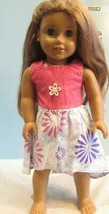 """HANDMADE 18"""" american girl/madame alexander/our gener  sundress doll clothes PIN - $19.80"""