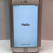 Apple Iphone 6S Plus Rose Gold With New Cases & Wallets ~ 64GB ~ Verizon - $175.00