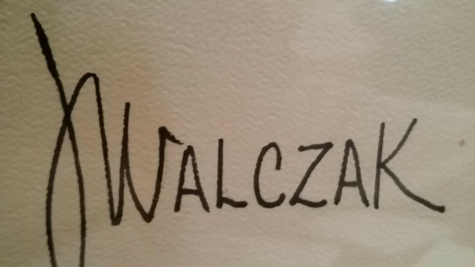 Original drawing INDIAN LISTED Jozef WALCZAK Poland Univ. Arts Poznan JWalczak image 2