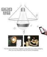 Music Bulb E27 LED Wireless - $27.76