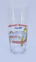 ORIGINAL Vintage 1995 McDonalds Circa 1957 Drinking Glass - $19.79