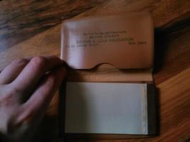 old vintage pocket paper booklet Brown County Building Loan Assoc. Wisco... - $9.99