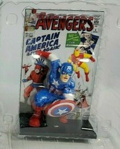 LOOT CRATE Marvel THE AVENGERS #4 Captain America 3D Comic Cover Standee... - $9.99