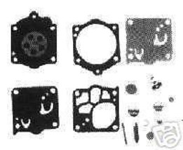 Jonsered 2094, 2095 Carburetor Kit K10 WJ New OD - $9.89