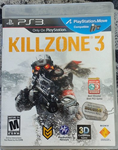 Sony NEW Killzone 3 PS3 (Videogame Software) - $13.97