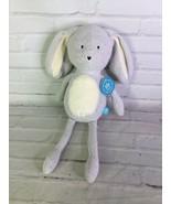 Manhattan Toy Forest Friends Sunny Gray White Bunny Rabbit Plush Stuffed... - $39.59