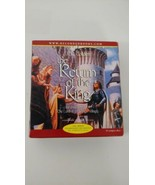The Lord of the Rings Return of the King audiobook 16 CD set - $29.69