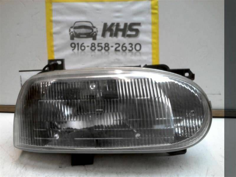 Primary image for Passenger Headlight Hatchback VIN E 8th Digit Fits 93-99 GOLF 110001