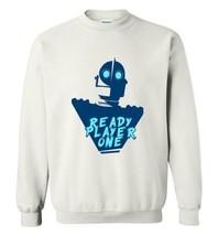 Ready Player One - Ready Irongiant One Sweatshirt New - $28.49+