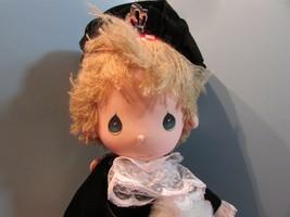"Precious Moments Scottish  ""ERIC"" Doll the worlds children yellow yarn  ... - $31.19"
