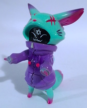 Cherri Polly (Baketan) x Javier Jimenez Custom Handpainted Witch Nei Fox Girl image 2
