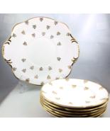 Royal Tara cake server platter and dessert cake plates Ireland bone china - $30.00