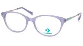 NEW CONVERSE K404 LILAC EYEGLASSES GLASSES FRAME 47-16-130mm B42mm - $44.09