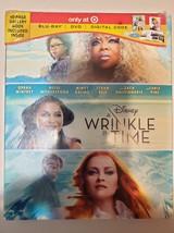 Disney A Wrinkle In Time Target Exclusive [Blu-ray + DVD + Digital) image 1