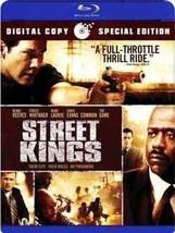 DVD - Street Kings (Blu-ray + Digital Copy) 2-DVD  - $5.13