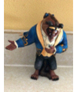 Disney Jim Shore Beauty And The Beast Beneath A Spell Prince Transformed... - $275.00