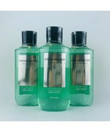 3 Bath & Body Works FRESHWATER Men's Collection 2 in 1 Hair & Body Wash ... - $29.69