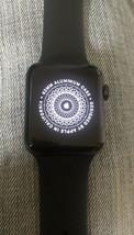 Apple Watch Series 3 42mm GPS Aluminum **Screen Cracked** - $89.10
