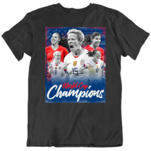 The Gals World Cup Champs US Womens Soccer T Shirt - $20.99+