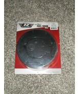 Rampage Non-Locking Fuel Door - Black - 75007, '07-'10 Jeep Wrangler, BR... - $51.41