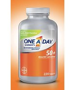 One A Day Women's 50+ Healthy Advantage Multivitamin Tablets, 220 ct. - £23.99 GBP
