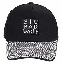 Big Bad Wolf Hat (Rhinestone) - $18.95
