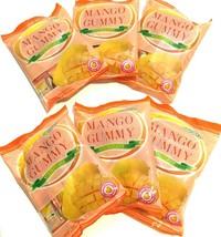 Cocon Mango Gummy with Fruit Juice 3.53 oz ( Pack of 6 ) - $24.74