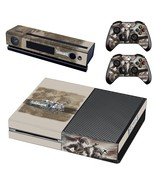 Valkyria Chronicles 4 decal for xbox one console and 2 controllers - $15.00