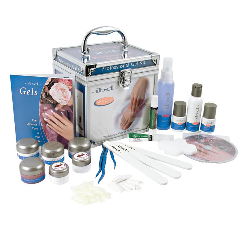 IBD LED/UV Hard Gel Professional Kit