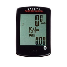 CAT EYE   Padrone Digital Double Speed and Cadence Bike Computer, Black - $140.45