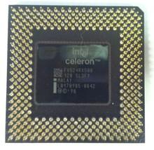 Intel Celeron SL3FY 500 Mhz Vintage Gold Pin CPU Socket 370 Mendocino - $15.00