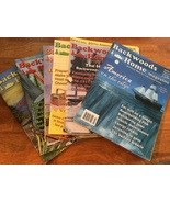 Backwoods Home - Prepper/Self Reliancy Magazines - 2009 - Full Year - GUC - $28.00