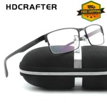 Gaming PC Anti Blue Light Block Mens Fashion UV Filter HD Eye Glasses Ey... - $15.83