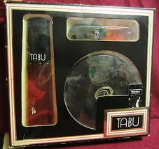 VINTAGE TABU DANA PERFUME GIFT SET - NEW - $47.45